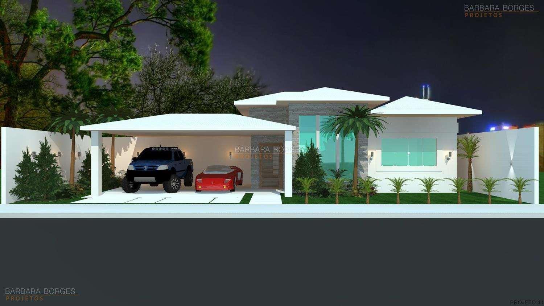 projeto de casas