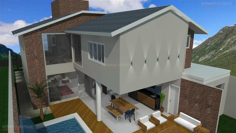 #1D5BAE Projetos de Casas e Plantas de Casas CONSTRUÇÃO Projetos  1500x844 píxeis em Criar Casas 3d