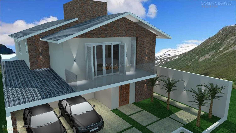projetos arquitetônicos fachadas
