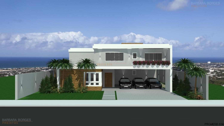 projetos de casa sobrado