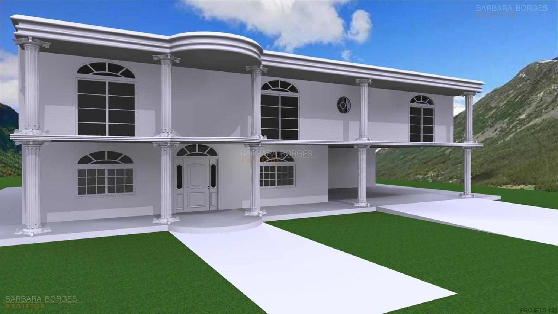 projeto casa colonial