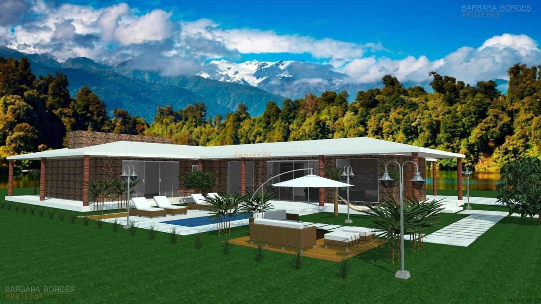 Projeto Casa Barbara Borges Projetos 3d