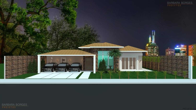 projeto casa simples