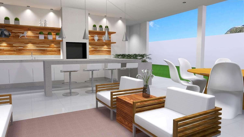 de Casas REFORMAS MÓVEIS E DECORAÇÃO Projetos de Varanda Gourmet #0473C7 1500 843