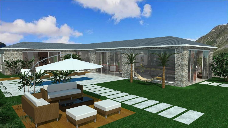 Projetos de ed culas barbara borges projetos 3d for Modelos de piscinas de campo