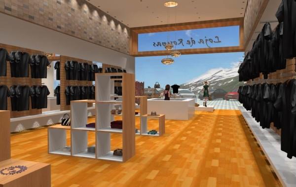 Projetos de Lojas