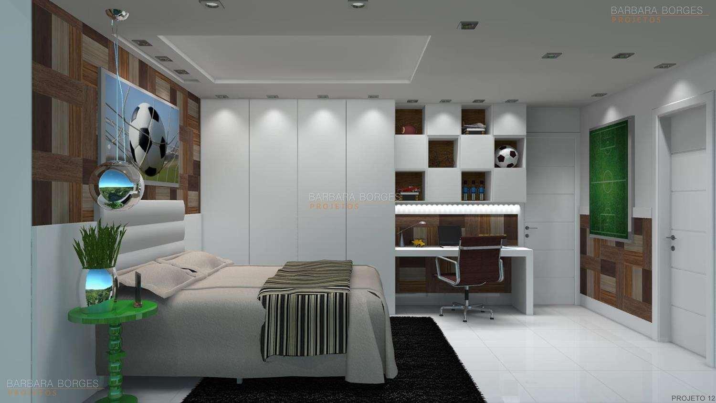 Quarto infantil barbara borges projetos 3d for Modelo de tapiceria para dormitorio adulto