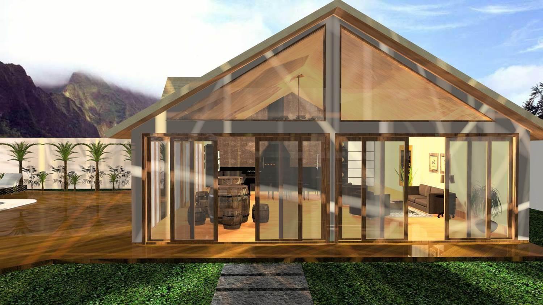 Projetos de Casas Plantas de Casas Barbara Borges Projetos #0A56C1 1500 843