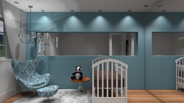 imagens de dormitorios de bebe