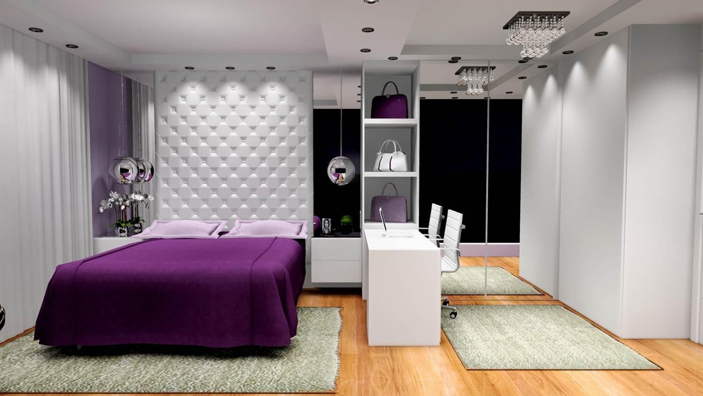 Projetos De Armarios Para Quarto De Casal : Projetos de quartos casal barbara borges d