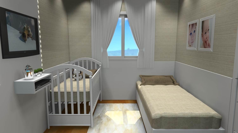 Criar Plantas De Casas Quartos De Bebe Barbara Borges Projetos 3d