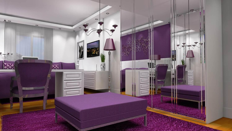 Quartos de menina barbara borges projetos 3d for Modelo de tapiceria para dormitorio adulto