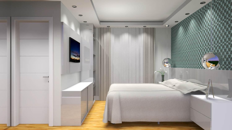projetos de quartos de casal barbara borges projetos 3d
