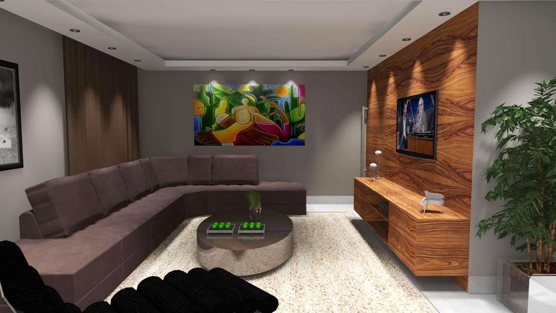 decora o de sala de estar barbara borges projetos 3d