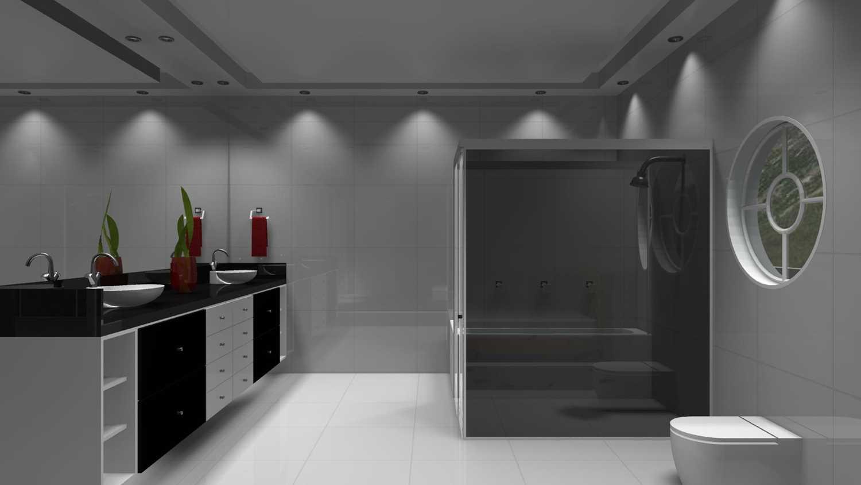 Projetos de Banheiros Barbara Borges Projetos 3D #604243 1500 844