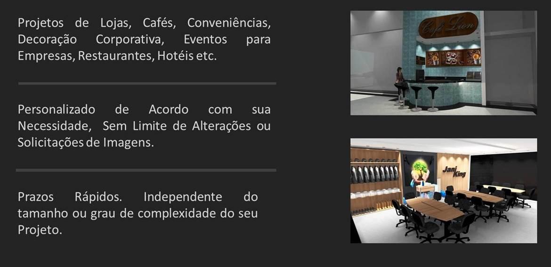 projetos comerciais corporativos lojas de conveniencia empresas