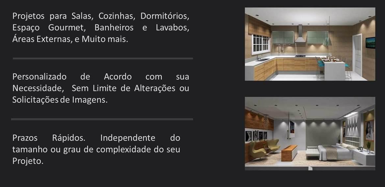 projetos para decoração de apartamentos e casas