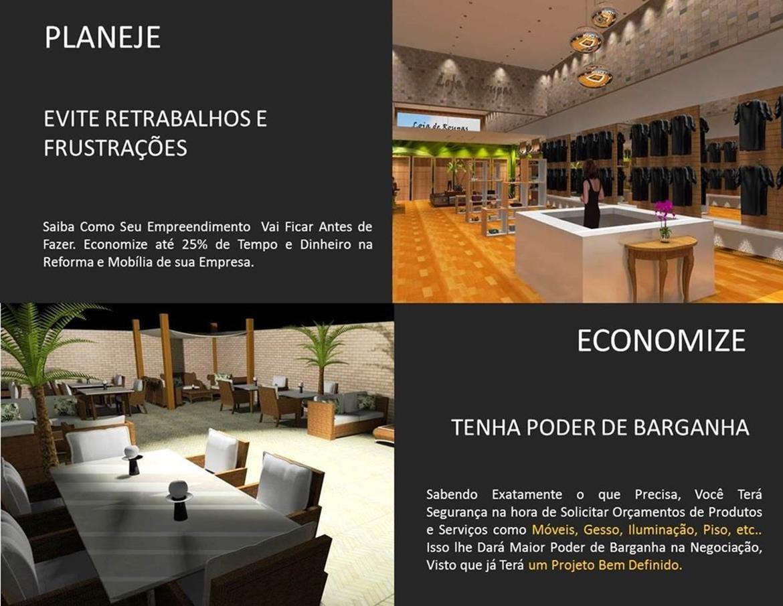 projetos de comercios reforma e decoracao barbara borges projetos