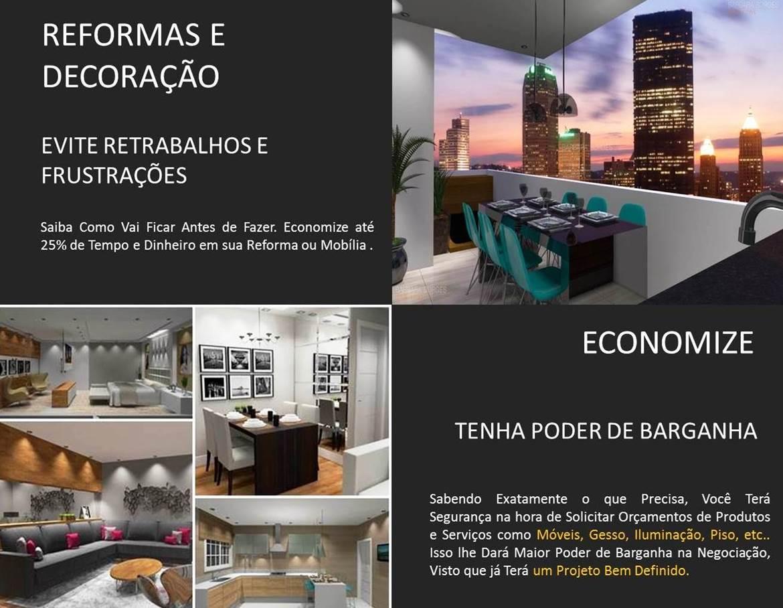 projetos para decoração e reformas de casas e apartamentos