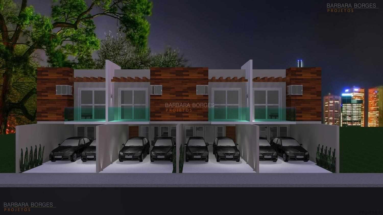projetos-de-casas-pequenas-geminadas-com-duas-casas
