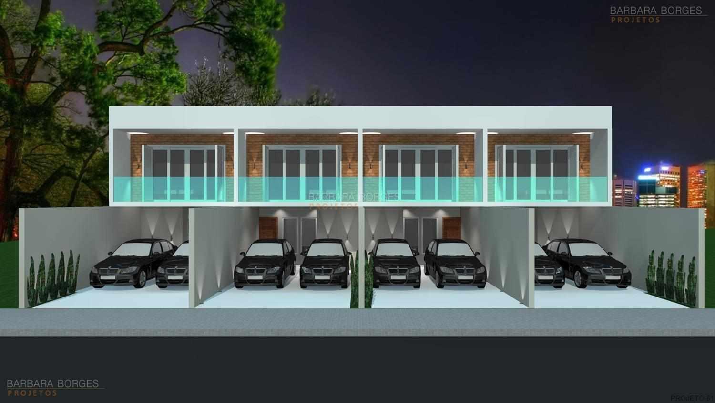 Muitas vezes Projetos de Casas Pequenas| Barbara Borges Projetos 3D JS61