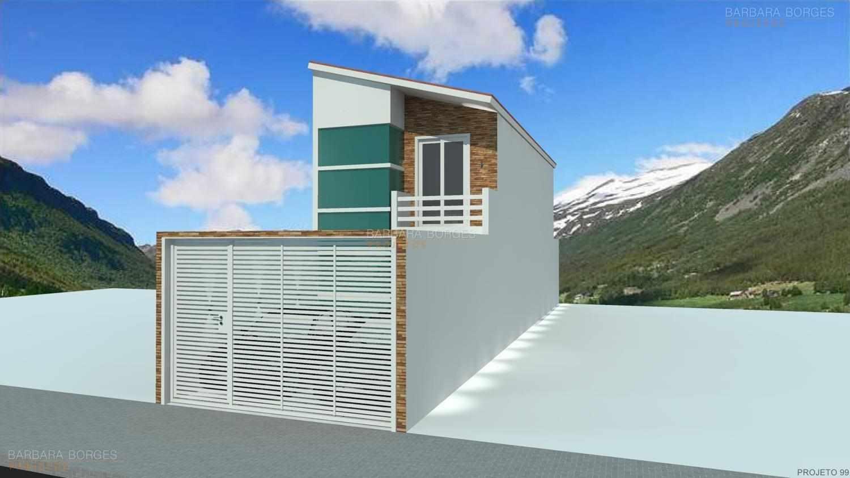 Projetos de casas pequenas barbara borges projetos 3d for Planos para casas pequenas