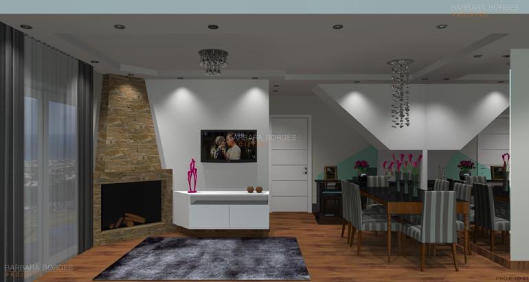Projeto de Decoração de Interiores e móveis-sala-de-estar-02