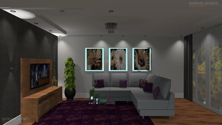 Projeto de Decoração de Interiores e móveis1