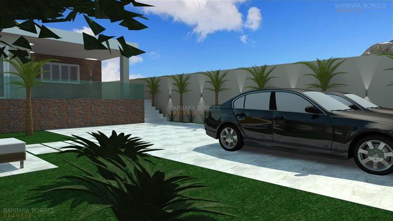 projeto de casa com fachada
