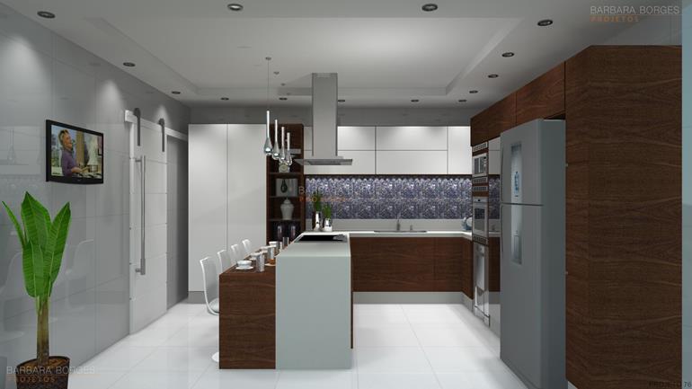 projeto de cozinhas