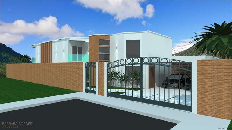 projetos sobrados modelo de casa 21