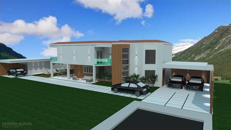 projetos sobrados modelo de casa 59