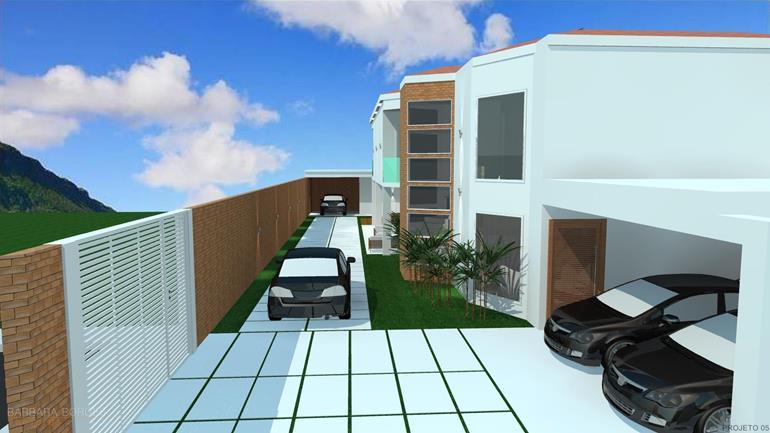 Projetos sobrados casa em l barbara borges projetos for Modelos de casas grandes