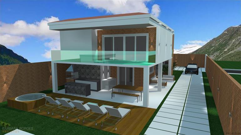 projetos sobrados modelo de casa 69
