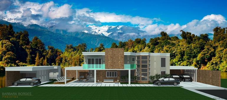 projetos sobrados modelo de casa 74