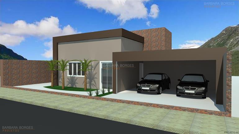 Construir casa barbara borges projetos for Tipos de casas para construir