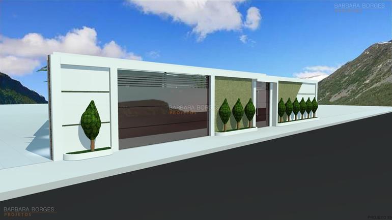 Projeto casas modernas barbara borges projetos for Casa modernas 2016
