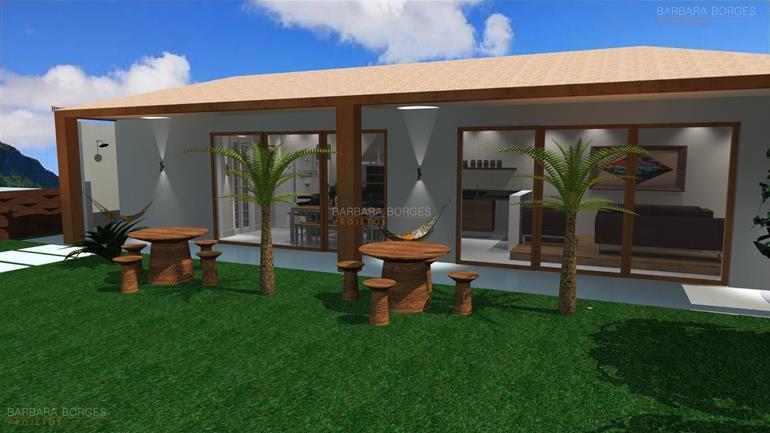Projetos Casa Campo Barbara Borges Projetos