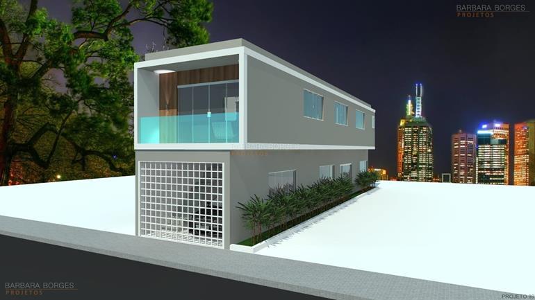 Casa 152m2 2 Quartos 1 Suite 2 Banheiros Barbara Projetos