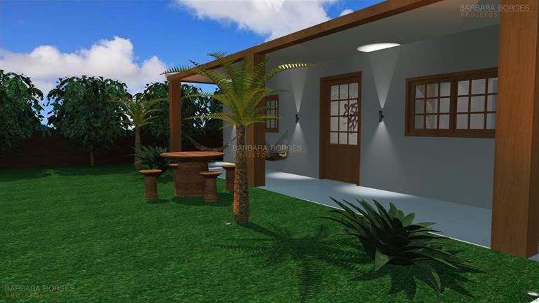 Casa Campo 3 Quartos Barbara Borges Projetos