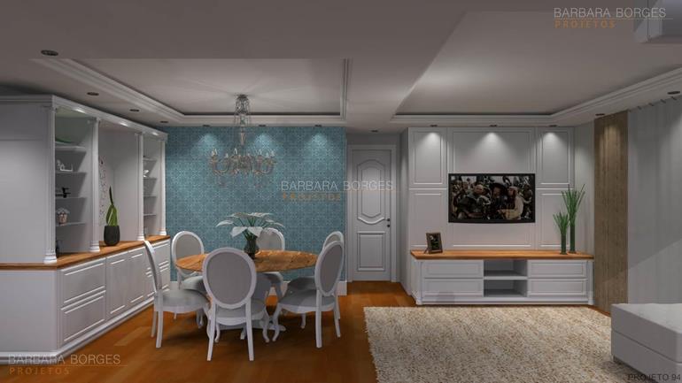 Casas sala tv barbara borges projetos - Television en casa ...