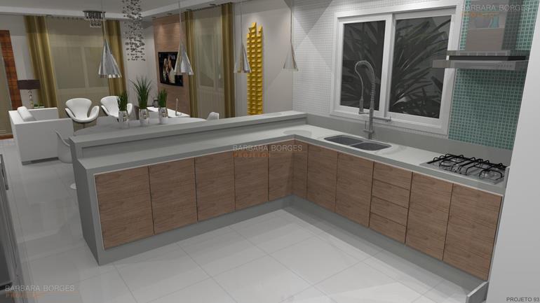 Preço De Armario De Cozinha Na Insinuante : Cozinha planejada pre?o barbara borges projetos