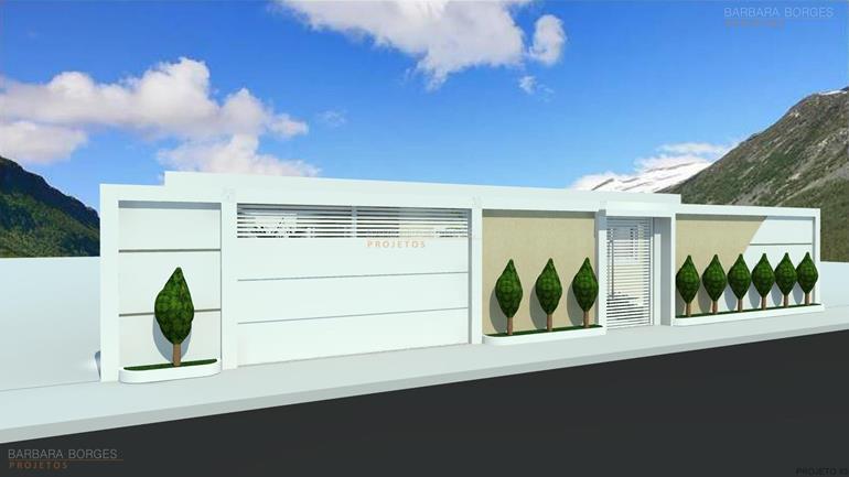 Modelos casas barbara borges projetos for Modelo de casa de 4x6