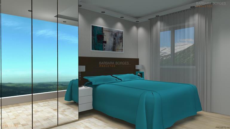 Quarto decorado barbara borges projetos for Simulador interiores 3d