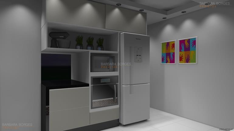 new móveis planejados 10 ideias cozinhas ilha
