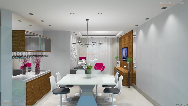 moveis planejados sala Apartamentos Decorado