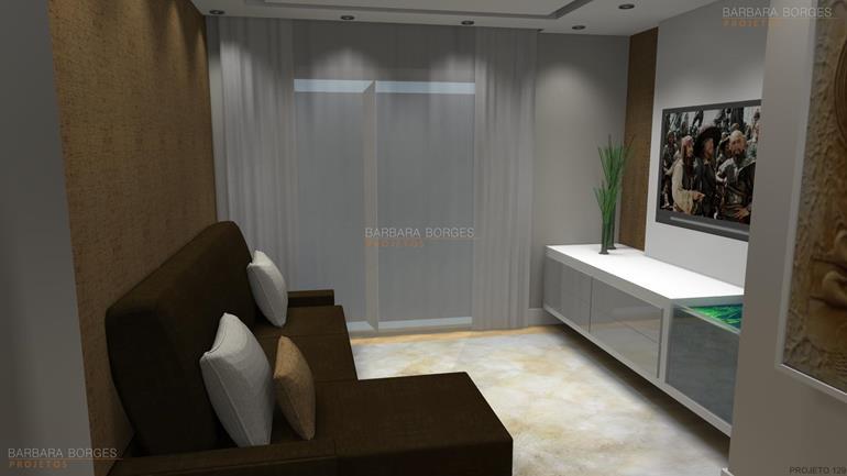 papel de parede quarto menina Apartamentos Decorados
