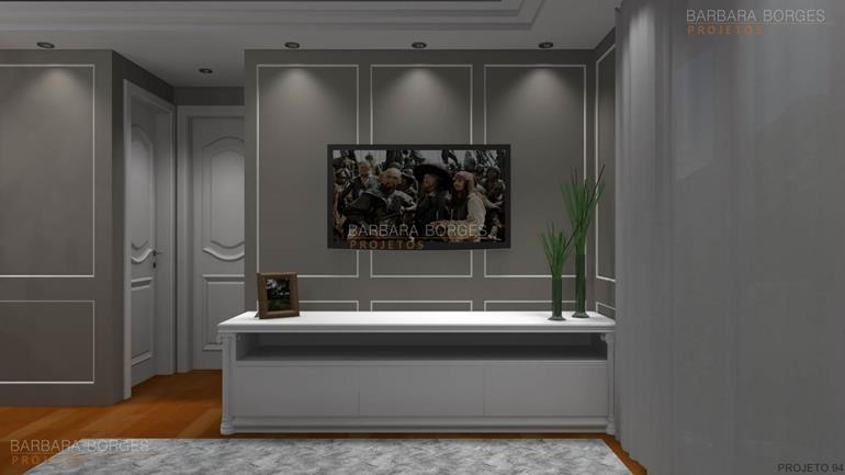 Cadeiras projetos interiores