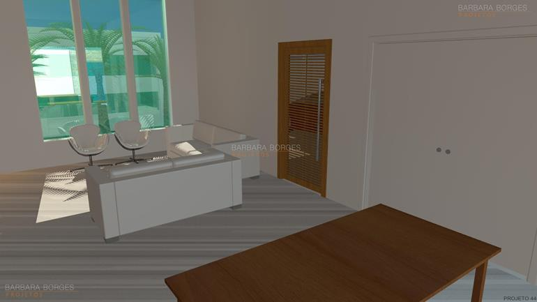 decoração quartos pequenos Cadeiras projetos interiores