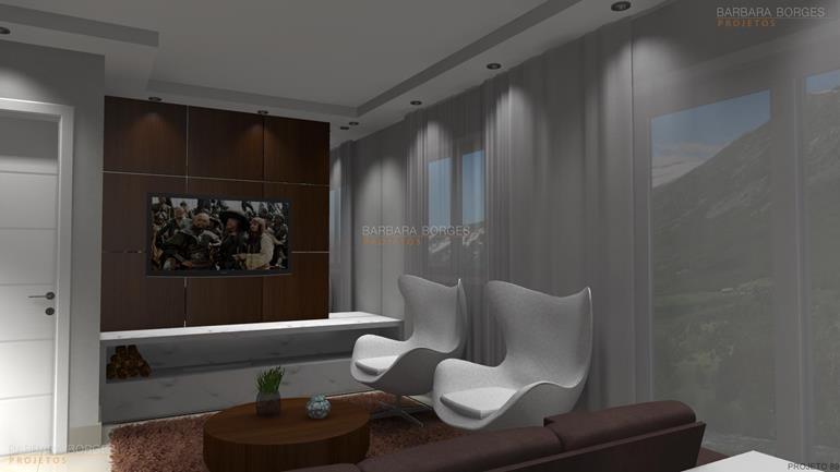 fotos de sala de jantar Cadeiras projetos interiores